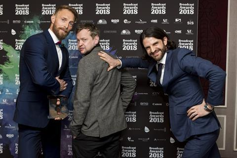 Best of the broadcast awards 2018 321